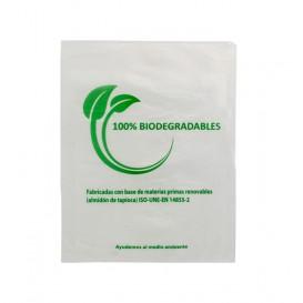 Plastic Bag 100% Biodegradable 16x24cm (100 Units)