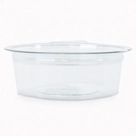 Plastic Container APET Round shape Transparente 50ml Ø7cm (50 Units)