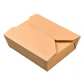 American Box Small Kraft 11,8x9x6,3cm (250 Units)