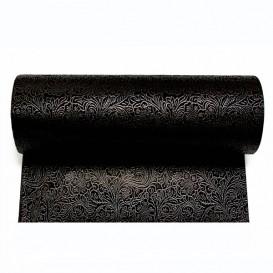 Non-Woven PLUS Table Runner Black 40x120cm (500 Units)