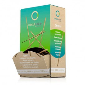 Paper Coffee Stirrer 11cm (20000 Units)