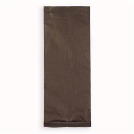 Paper Cutlery Envelopes Bruinh Napkin Brown (125 Units)