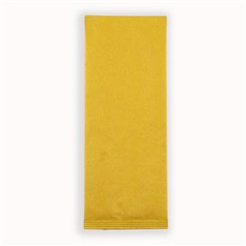 Paper Cutlery Envelopes with Napkin Kraft (100 Units)