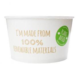 Paper Salad Bowl White Small size 635ml (360 Units)