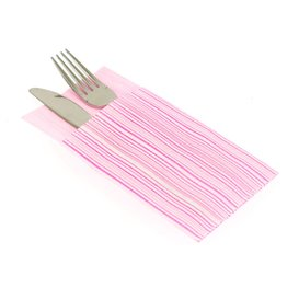 "Airlaid Napkins Kanguro ""Basic Fuchsia"" 40x40cm (30 Units)"