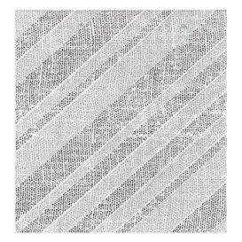 "Paper Napkin Double Point ""Barlovento Black"" 40x40cm (600 Units)"