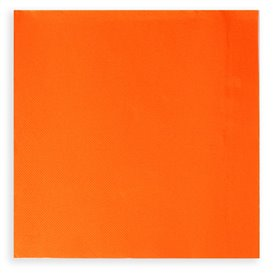Paper Napkin Orange 20x20cm (100 Units)