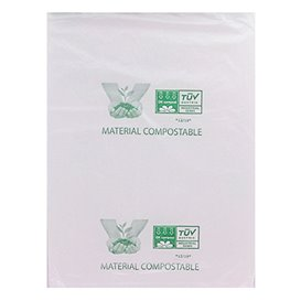 Plastic Bag Block 100% Biodegradable 23x33cm (300 Units)