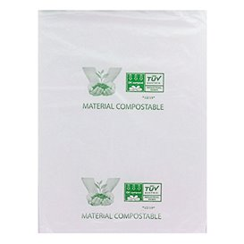 Plastic Bag Block 100% Biodegradable 27x35cm (300 Units)