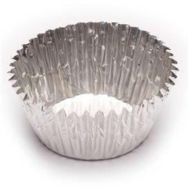 Foil Baking Cup 5,5x4,4x2,7cm (100 Units)