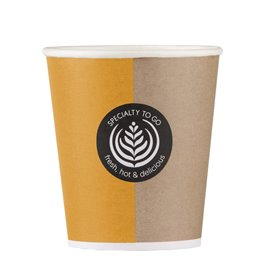 "Paper Cup ""Specialty to Go"" 6 Oz/180ml Ø7,0cm (100 Units)"