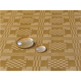 Tablecloth Roll Waterproof Gold 1,2x5m (1 Unit)