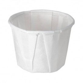 Pleated Paper Souffle Cup 60ml (5000 Units)