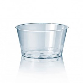 Plastic Container PS Crystal 300 ml Ø11cm (900 Units)