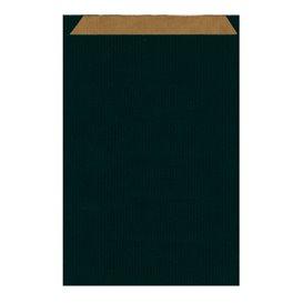 Paper Envelope Kraft Black 26+9x38cm (750 Units)