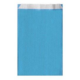 Paper Envelope Turquoise 12+5x18cm (125 Units)