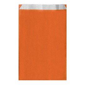 Paper Envelope Orange 12+5x18cm (125 Units)