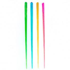 Plastic Stirrer PS Fluorescent 17,5cm (100 Units)