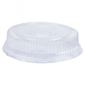 Plastic Dome Lid PS Crystal Ø11,5x4cm (1000 Units)