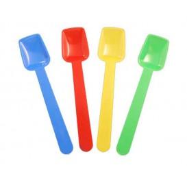 Plastic Ice Cream Spoon 9 cm (1000 Units)