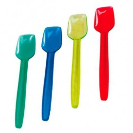 Plastic Ice Cream Spoon 9,2 cm (1000 Units)