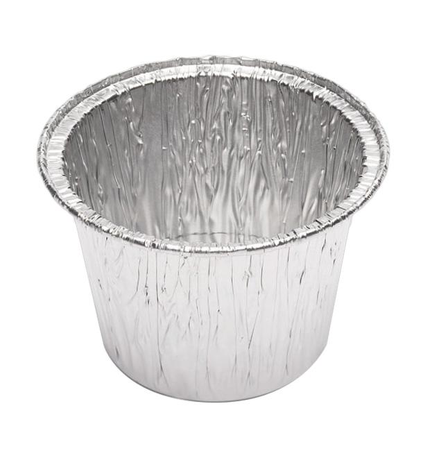 Foil Flan Mold 103ml (4500 Uds)