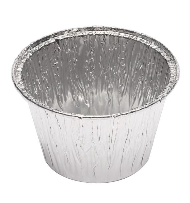 Foil Flan Mold 127ml (4500 Units)