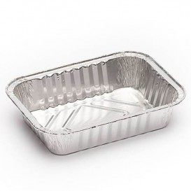 Foil Pan 360ml 15,6x11,6cm (100 Units)