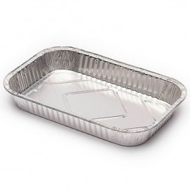 Foil Pan 1500ml 28,3x18,6cm (100 Units)