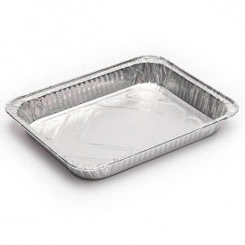 Foil Pan 2400ml 32,8x26,4cm (70 Units)
