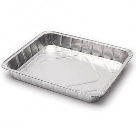Foil Pan 4965ml 40,5x33cm (40 Units)
