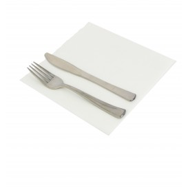 Airlaid Napkin White 40x40cm (50 Units)