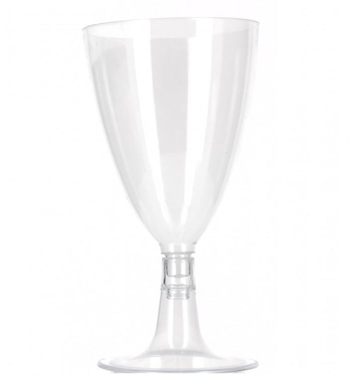 Plastic Glass Water or Wine Stem 140/170ml 2S (300 Units)