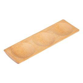 Bamboo Tray 18x5,5x1cm (300 Units)