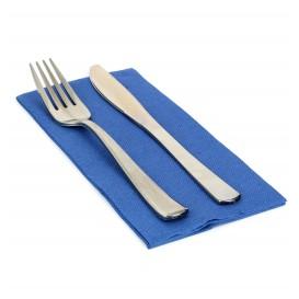 Paper Napkin Double Point Blue 1/8 40x40cm (1.200 Units)