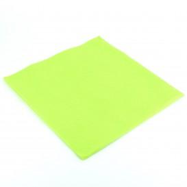 Paper Napkin Double Point Pistachio 40x40cm (50 Units)