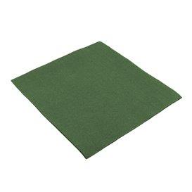 Paper Napkin Double Point Green 40x40cm (1.200 Units)