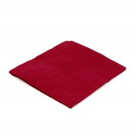 Paper Napkin Burgundy 20x20cm 2C (100 Units)
