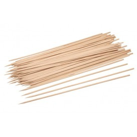 Birch Wood Skewers 25cm (10000 Units)
