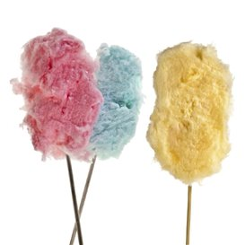 Wooden Stick for Cotton Candy 40cm (50 Units)