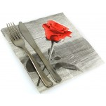 Airlaid Decorated Napkins
